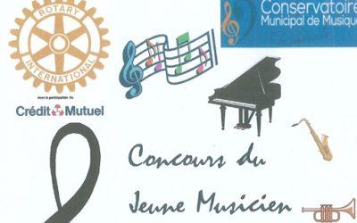 Concours du Jeune Musicien
